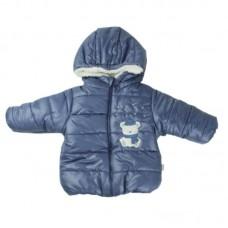 Куртка синя Bebetto