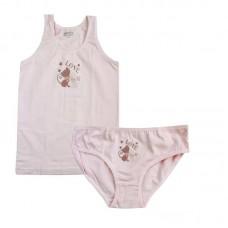 Комплект дитячої нижньої білизни для дівчаток