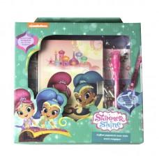 Канцелярський набір з героями Shimmer and Shine